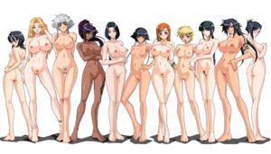 Rating: Explicit Score: 250 Tags: bleach breast_hold cleavage feet inoue_orihime ise_nanao kagami kotetsu_isane kotetsu_kiyone kuchiki_rukia kurotsuchi_nemu kuukaku_shiba matsumoto_rangiku megane naked nipples photoshop pubic_hair pussy shihouin_yoruichi sui-feng uncensored unohana_retsu User: Azerty