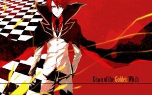 Rating: Safe Score: 10 Tags: male su_tanri sword umineko_no_naku_koro_ni ushiromiya_battler User: charunetra