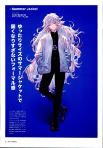 Rating: Safe Score: 5 Tags: fate/grand_order male merlin_(fate/stay_night) tagme User: Radioactive