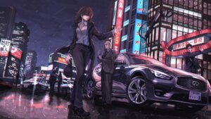 Rating: Safe Score: 28 Tags: business_suit cleavage gun heels megane police_uniform smoking terabyte_(rook777) wallpaper User: charunetra