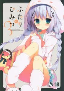 Rating: Questionable Score: 71 Tags: gochuumon_wa_usagi_desu_ka? izumiyuhina kafuu_chino User: shinkuu