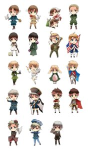 Rating: Safe Score: 2 Tags: america chibi denmark germany hetalia_axis_powers iceland japan north_italy ozamax prussia south_italy spain united_kingdom User: Radioactive