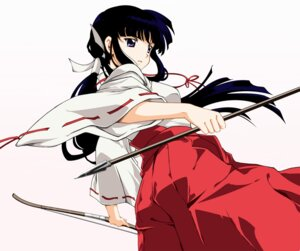 Rating: Safe Score: 21 Tags: inuyasha kikyo miko sazanami User: Radioactive
