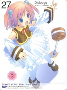 Rating: Safe Score: 7 Tags: moetan nijihara_ink pop queen's_gate User: petopeto