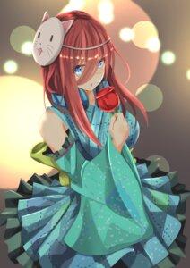 Rating: Safe Score: 27 Tags: 5-toubun_no_hanayome headphones lolita_fashion nakano_miku tagme wa_lolita User: kasuie