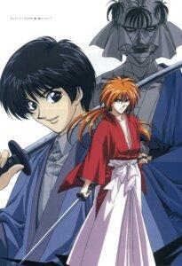 Rating: Safe Score: 3 Tags: himura_kenshin male rurouni_kenshin seta_soujirou shishio_makoto User: Feito
