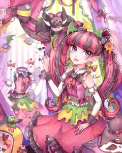 Rating: Safe Score: 10 Tags: draculaura dress monster_high rojiko User: Radioactive