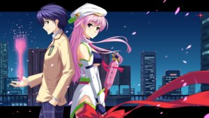 Rating: Safe Score: 19 Tags: athrun1120 chaos;head nishijou_takumi seifuku seira_orgel wallpaper User: fairyren