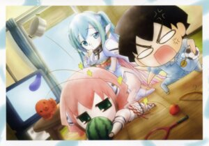 Rating: Safe Score: 18 Tags: ikaros nymph sakurai_tomoki sora_no_otoshimono User: Radioactive