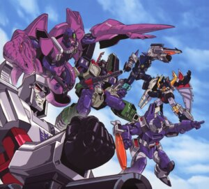 Rating: Safe Score: 9 Tags: beast_wars deathsaurus dinosaur et_fighter galvatron generation_one gun mecha megatron megatron_(armada) megatron_(beast_wars) overlord_(transformers) transformers transformers_armada transformers_masterforce transformers_victory User: Radioactive