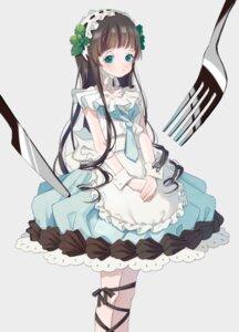 Rating: Safe Score: 10 Tags: dress tagme User: KazukiNanako