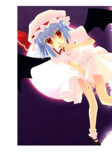 Rating: Safe Score: 5 Tags: chocolate_cube miwa_futaba remilia_scarlet touhou User: Radioactive