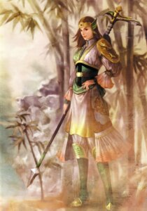 Rating: Safe Score: 1 Tags: dynasty_warriors yue_ying User: Radioactive