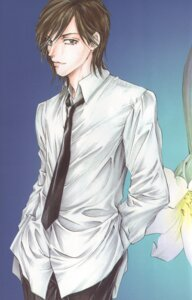 Rating: Safe Score: 0 Tags: 0_no_soukoushi male saikawa_kanade yuki_kaori User: Radioactive