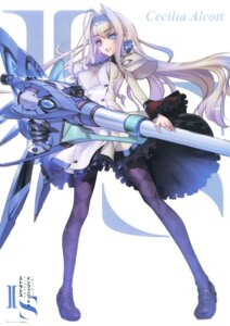 Rating: Safe Score: 38 Tags: cecilia_alcott choco gun infinite_stratos pantyhose seifuku User: 大包平