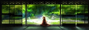 Rating: Safe Score: 21 Tags: horns kajimiya kimono naga ryuujin_naga User: charunetra