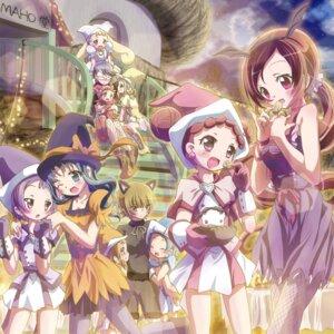 Rating: Safe Score: 10 Tags: asuka_momoko crossover dress fujiwara_hazuki halloween hana_(ojamajo_doremi) hanasaki_tsubomi harukaze_doremi harukaze_pop heartcatch_pretty_cure! inoshishi kurumi_erika megane myoudouin_itsuki ojamajo_doremi pretty_cure segawa_onpu senoo_aiko tsukikage_yuri User: eridani