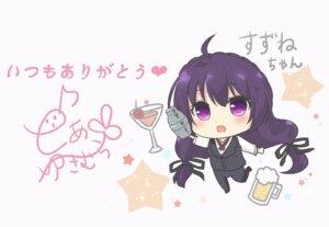 Rating: Safe Score: 11 Tags: akabeisoft3 autographed chibi hataraku_otona_no_ren'ai_jijou_2 tagme yukimura_toa User: moonian