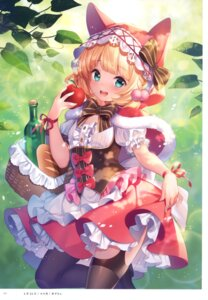 Rating: Safe Score: 21 Tags: little_red_riding_hood_(character) tagme User: kiyoe