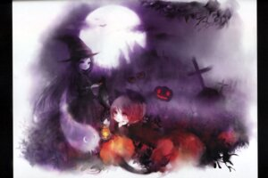 Rating: Safe Score: 4 Tags: halloween niji_no_saki shimeko witch User: thfp
