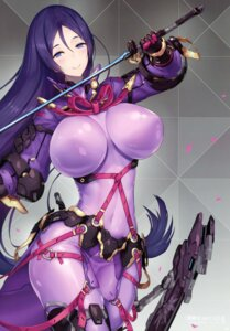 Rating: Questionable Score: 70 Tags: 2d bodysuit fate/grand_order minamoto_no_raikou_(fate/grand_order) sword User: kiyoe