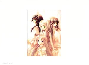 Rating: Safe Score: 4 Tags: dee estrella kuramoto_kaya liddel little_stars_on_the_earth wisteria User: Imbir