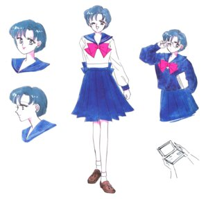 Rating: Safe Score: 6 Tags: megane mizuno_ami sailor_moon seifuku takeuchi_naoko User: Radioactive
