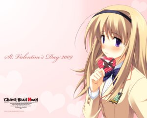 Rating: Safe Score: 9 Tags: chaos;head nishijou_nanami wallpaper User: syaoran-kun