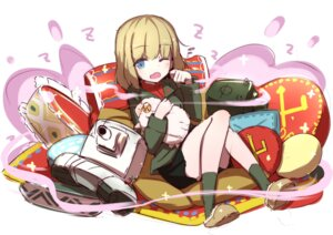 Rating: Safe Score: 27 Tags: girls_und_panzer katyusha pomon_illust uniform User: nphuongsun93
