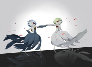 Rating: Safe Score: 11 Tags: dress gardevoir no_bra pokemon pokemon_xy zunda_haruya User: Brufh