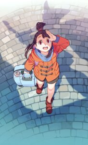 Rating: Safe Score: 35 Tags: atsuko_kagari little_witch_academia tagme witch User: saemonnokami