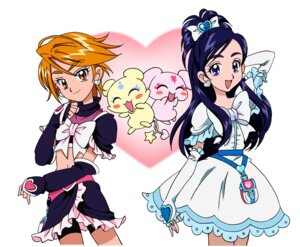 Rating: Safe Score: 2 Tags: futari_wa_pretty_cure mepple mipple misumi_nagisa pretty_cure yukishiro_honoka User: Radioactive