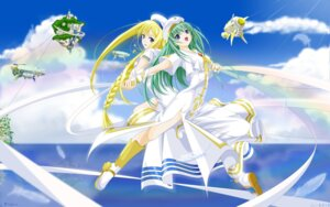 Rating: Safe Score: 9 Tags: alice_carroll alicia_florence aria wallpaper watermark User: Radioactive