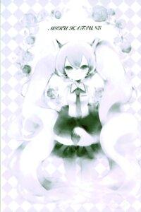 Rating: Safe Score: 8 Tags: hatsune_miku monochrome shimeko vocaloid User: Radioactive