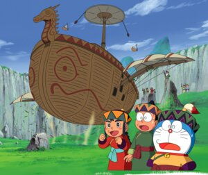 Rating: Safe Score: 2 Tags: doraemon User: Radioactive