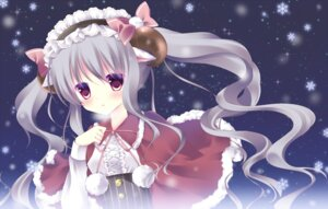 Rating: Safe Score: 25 Tags: christmas horns niki_(aroma_terrace) User: 椎名深夏