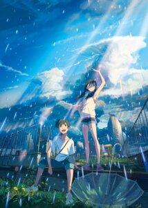 Rating: Safe Score: 52 Tags: amano_hina duplicate morishima_hodaka shinkai_makoto tagme tenki_no_ko umbrella User: LzNO_Hentai
