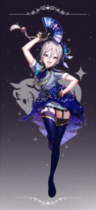 Rating: Safe Score: 24 Tags: hana_shiori shiomi_shuuko stockings the_idolm@ster the_idolm@ster_cinderella_girls thighhighs User: nphuongsun93