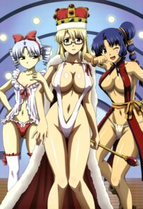 Rating: Questionable Score: 114 Tags: areola atia_simmons cleavage erect_nipples freezing fundoshi linchen_rana lingerie megane miyata_naomi pantsu satellizer_el_bridget sling_bikini swimsuits thighhighs User: acas