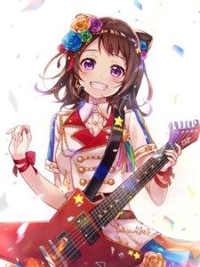 Rating: Safe Score: 29 Tags: bang_dream! guitar iku♥1539 toyama_kasumi User: charunetra