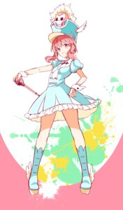Rating: Safe Score: 52 Tags: dress jakuzure_nonon kill_la_kill sakiyo_cake User: OshamaLlama
