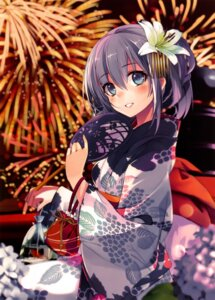 Rating: Safe Score: 56 Tags: shirokitsune yukata User: donicila
