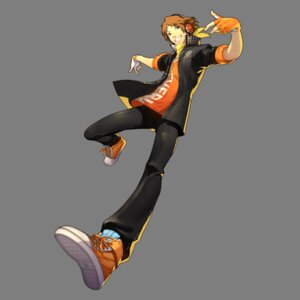 Rating: Safe Score: 5 Tags: hanamura_yousuke male megaten persona persona_4 persona_4:_dancing_all_night User: Yokaiou