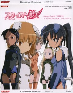 Rating: Safe Score: 5 Tags: aisha_krishnam animal_ears crease disc_cover elise_von_dietrich ichijo_eika leotard sakurano_otoha screening sky_girls sonomiya_karen tagme thighhighs User: vita