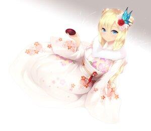 Rating: Safe Score: 45 Tags: boku_wa_tomodachi_ga_sukunai cait kashiwazaki_sena kimono User: charunetra