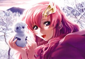 Rating: Safe Score: 15 Tags: gundam gundam_seed lacus_clyne User: Radioactive