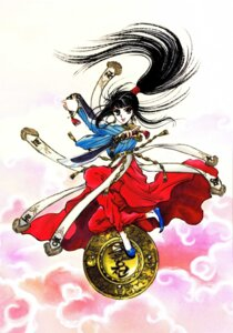 Rating: Safe Score: 1 Tags: chun_hyang clamp the_legend_of_chun_hyang User: Radioactive