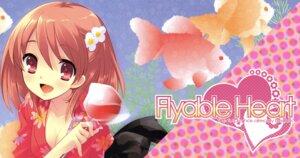 Rating: Safe Score: 15 Tags: cleavage flyable_heart inaba_yui ito_noizi unisonshift yukata User: Radioactive
