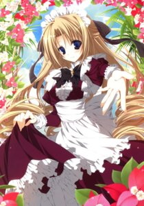 Rating: Safe Score: 37 Tags: inugami_kira maid sophia_marfil tanto_cuore User: crim