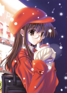 Rating: Safe Score: 20 Tags: megane nanao_naru User: blooregardo